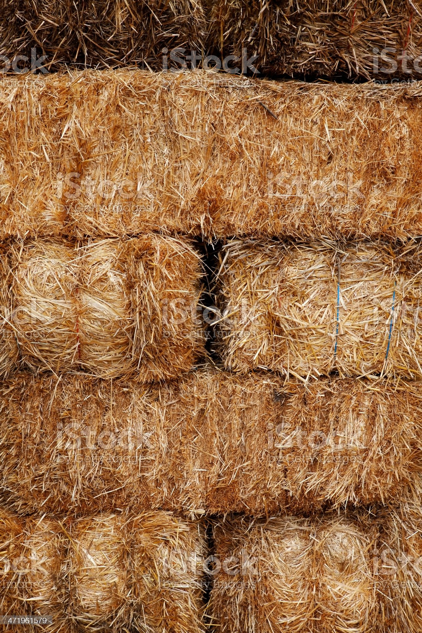 haystack royalty-free stock photo