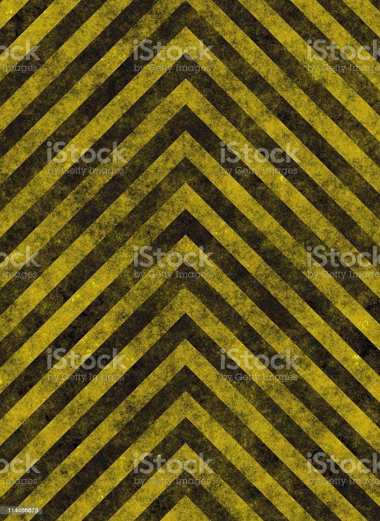 hazard background royalty-free stock photo