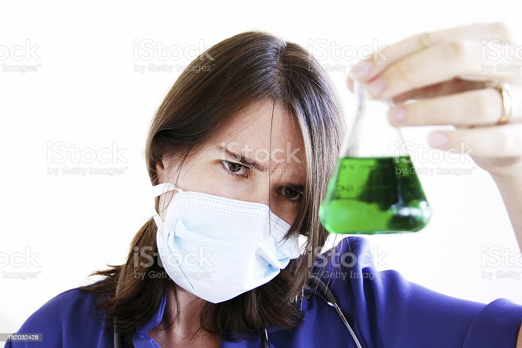 Hazardous Substance royalty-free stock photo