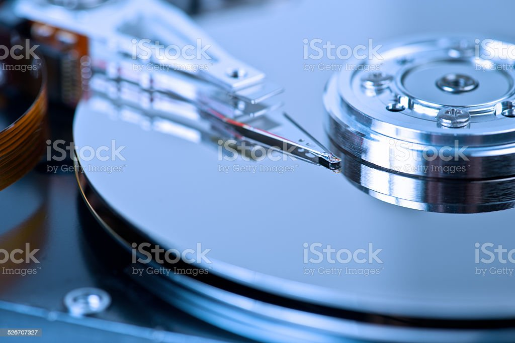 hdd background stock photo