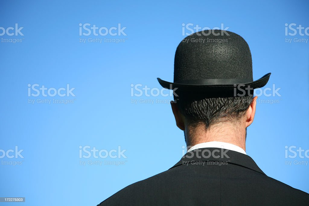head for business stock photo