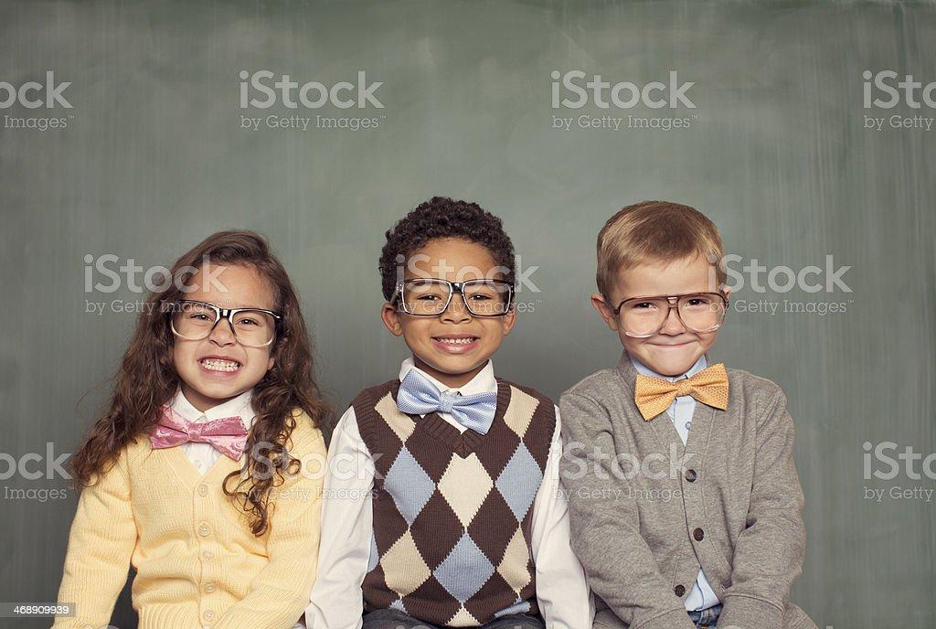 Head of Class stock photo