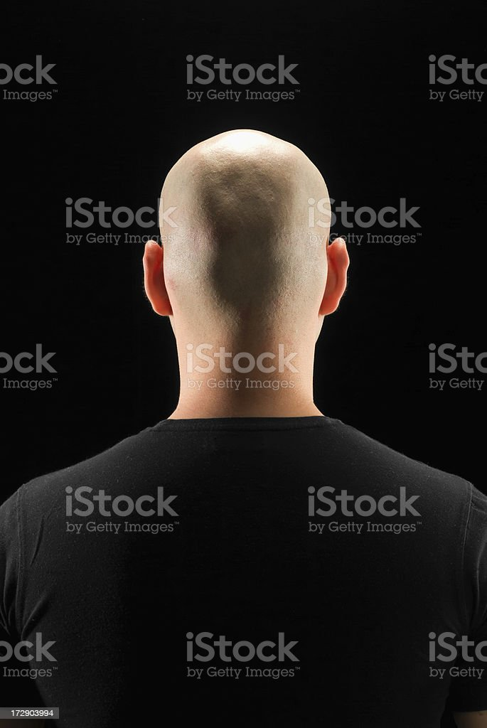 Head royalty-free stock photo