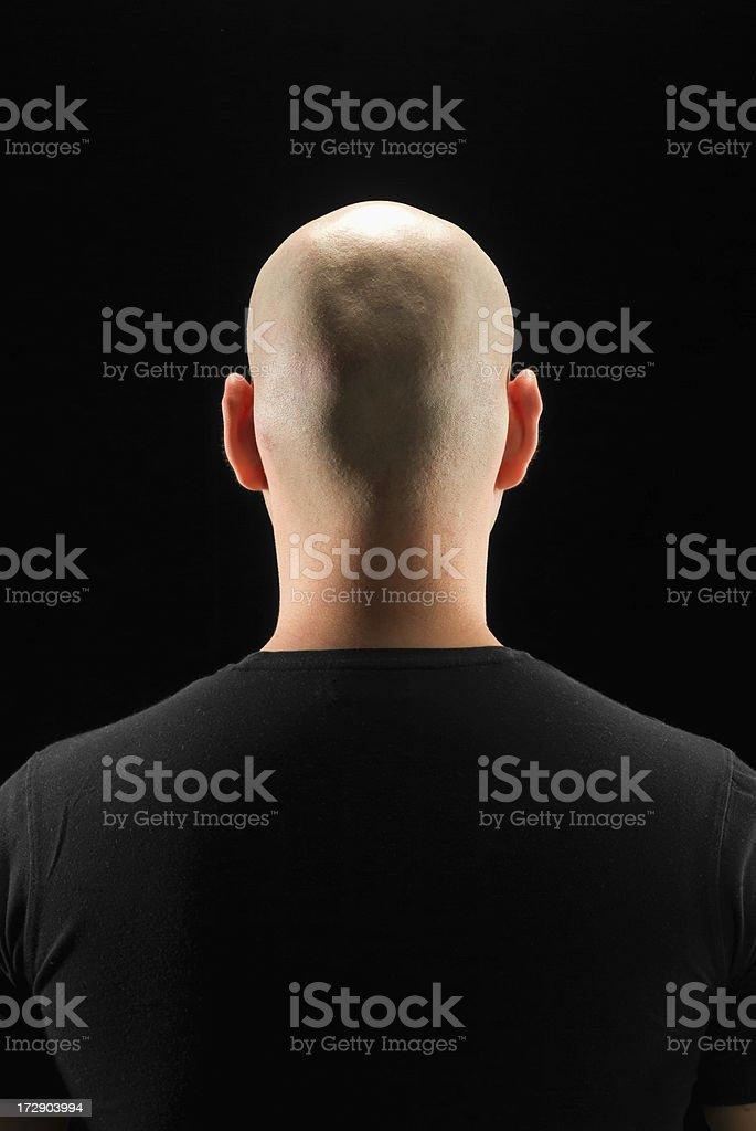 Head royalty-free stock photo