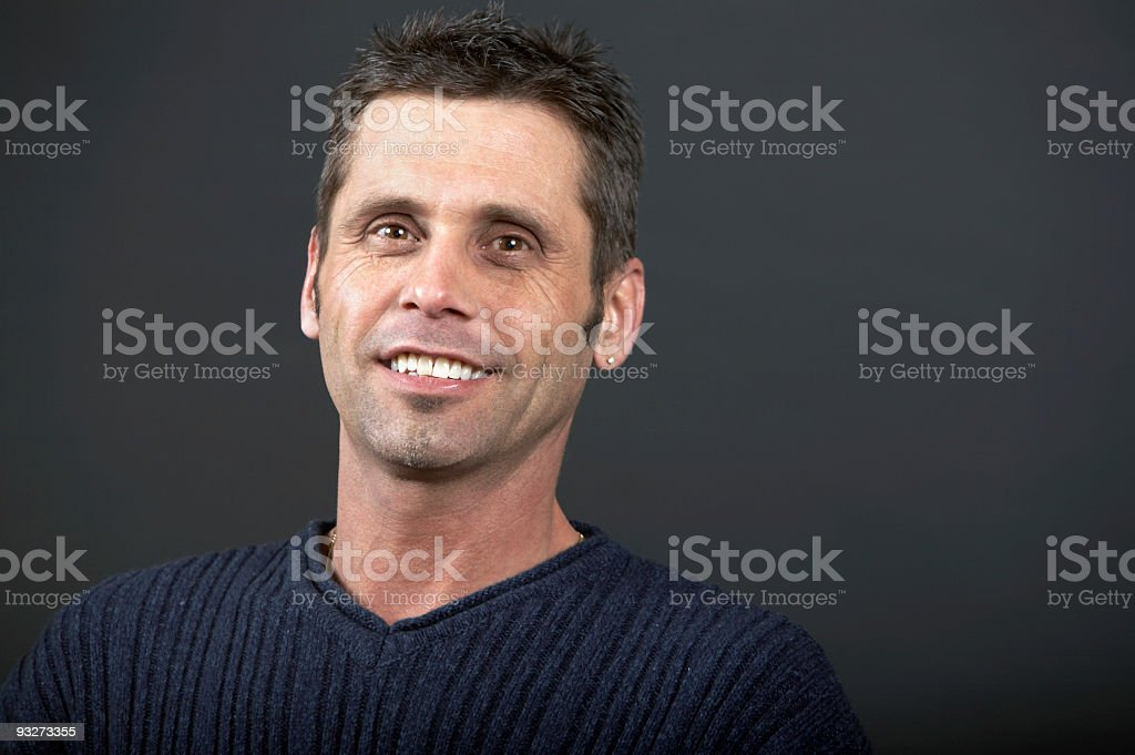 Head Shot royalty-free stock photo