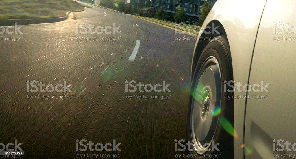 Head West royalty-free stock photo