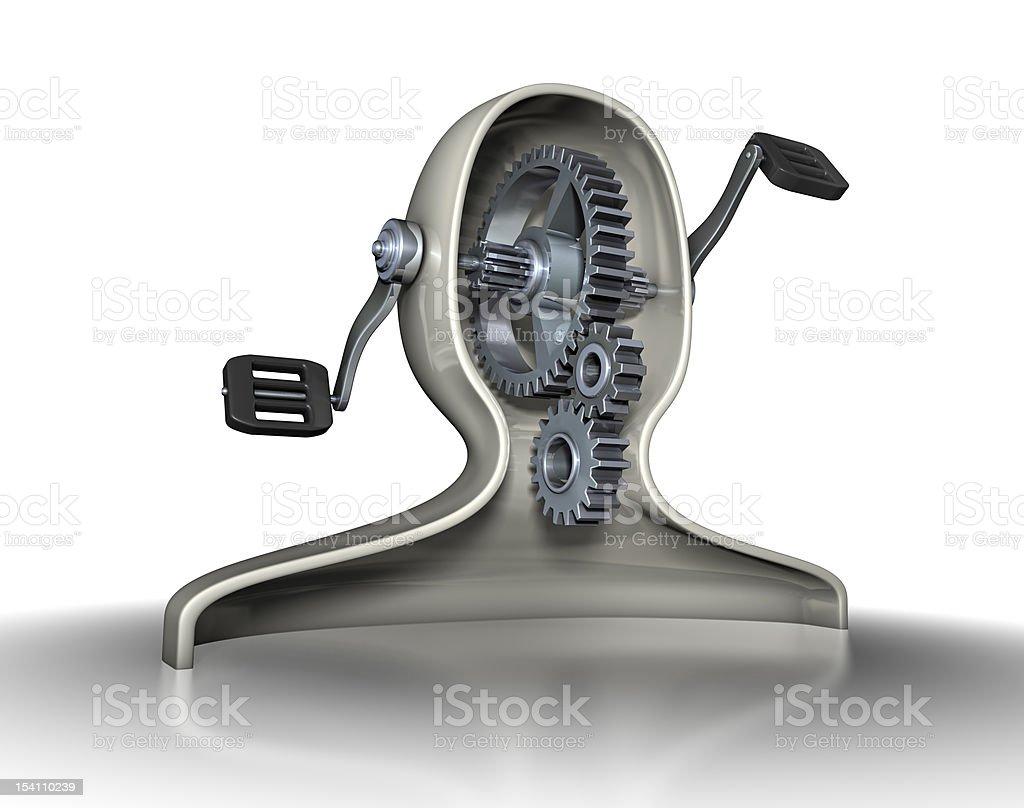 HeadCycle stock photo