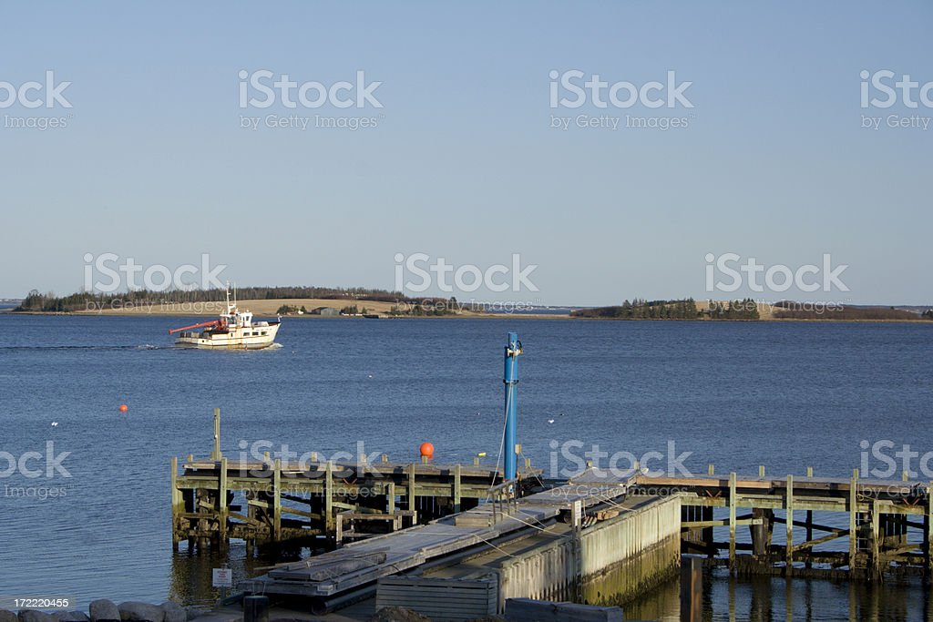 Heading Out royalty-free stock photo