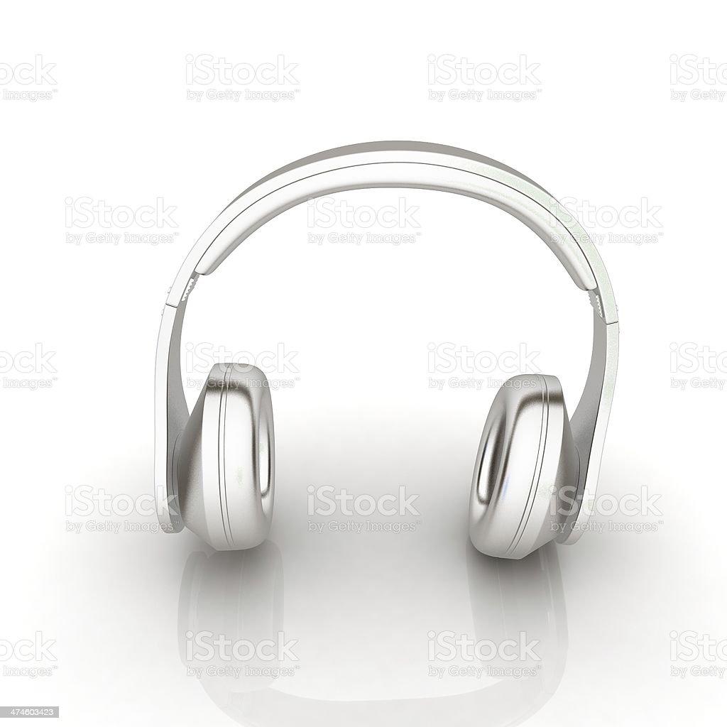Headphones Icon stock photo