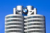 BMW headquarters building Munich