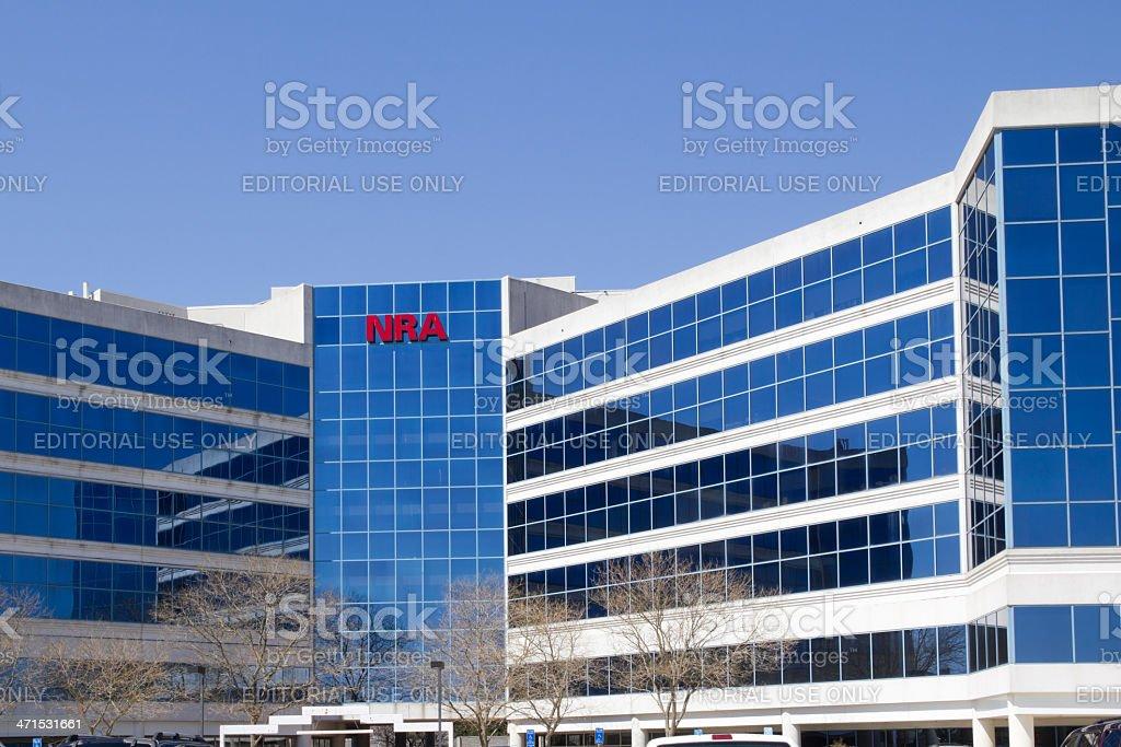 NRA Headquarters stock photo