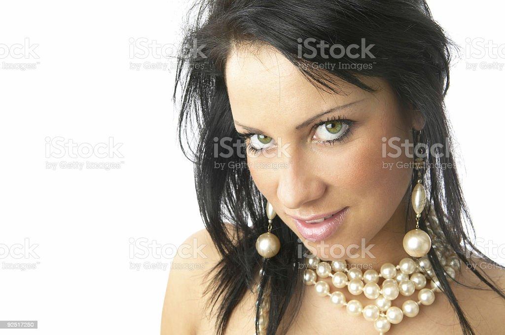 Headshot royalty-free stock photo
