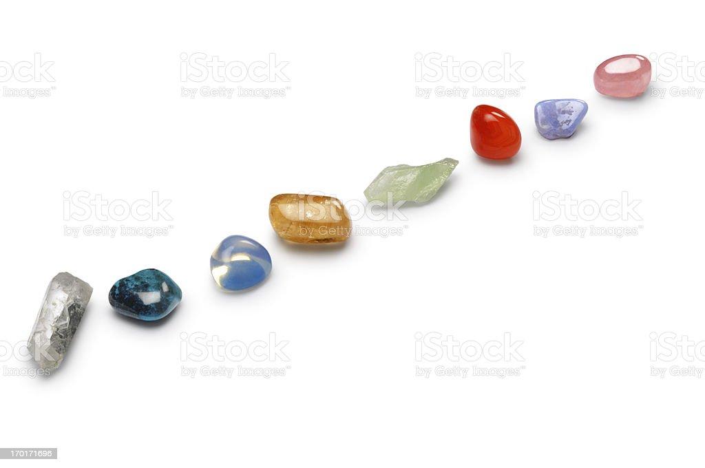 Healing Stones royalty-free stock photo