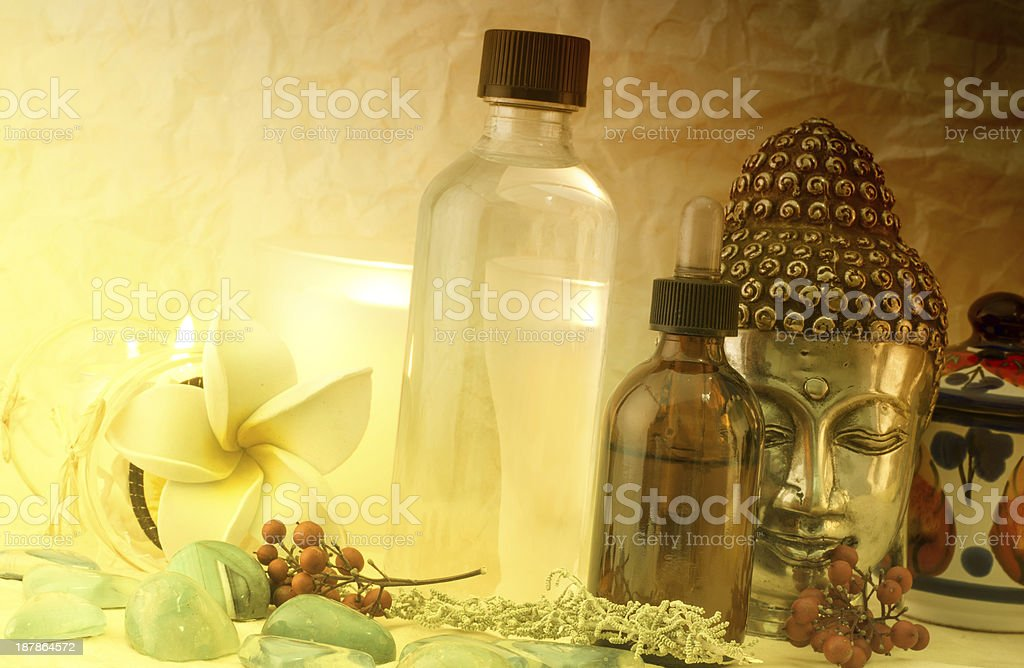 Healt spa stock photo