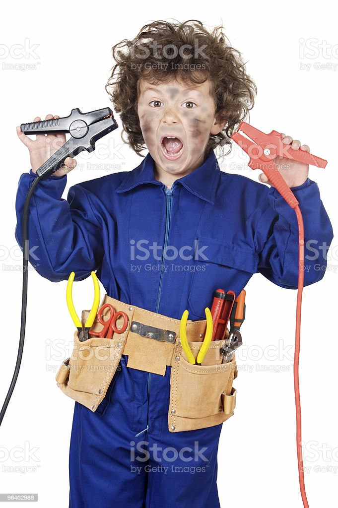 Health and safety royalty-free stock photo