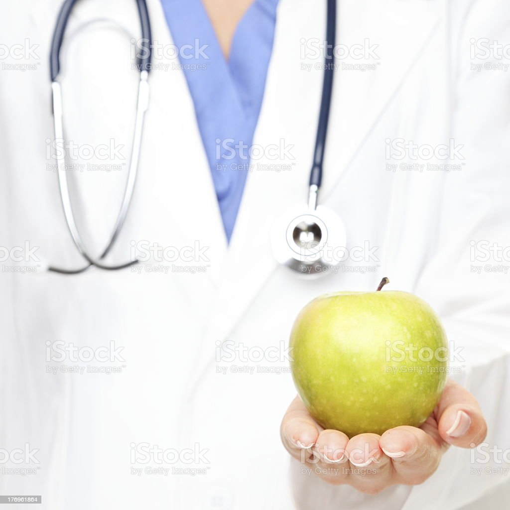 Health care doctor royalty-free stock photo