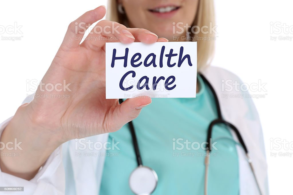 Health care healthcare concept disease ill illness healthy doctor stock photo