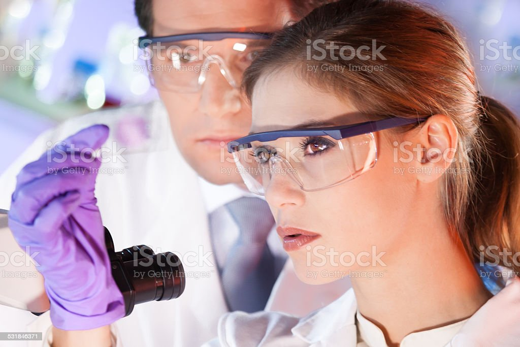 Health care professionals. stock photo
