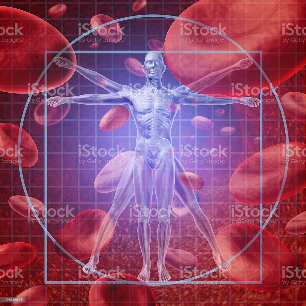 Health care research medical concept stock photo