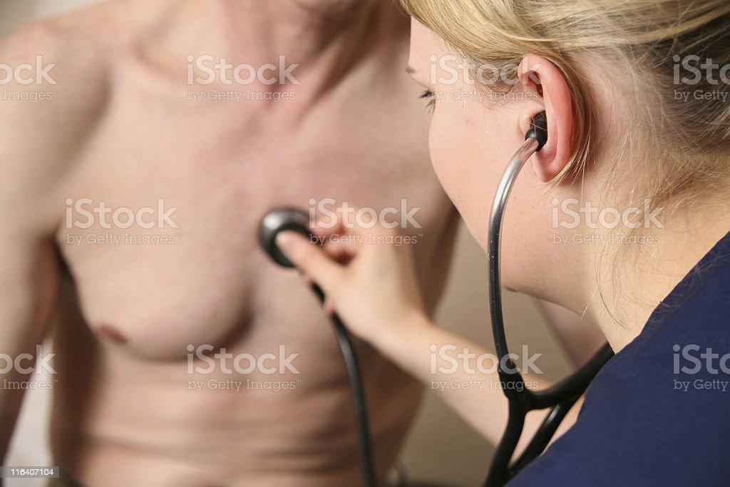 Health Check royalty-free stock photo