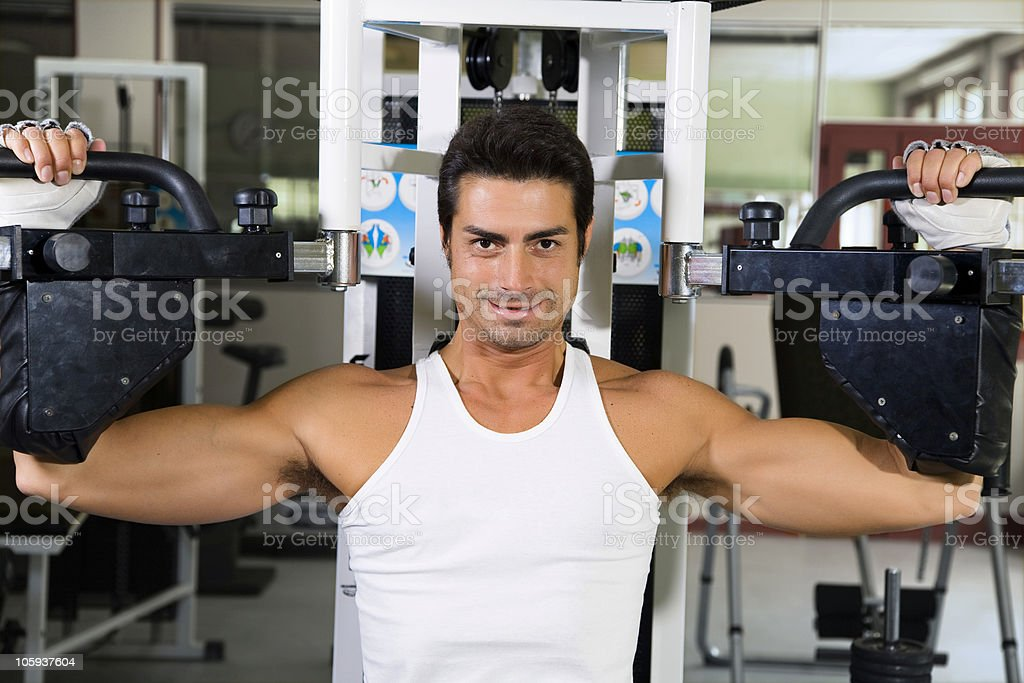 health club royalty-free stock photo