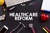 Health Concept: HEALTHCARE REFORM