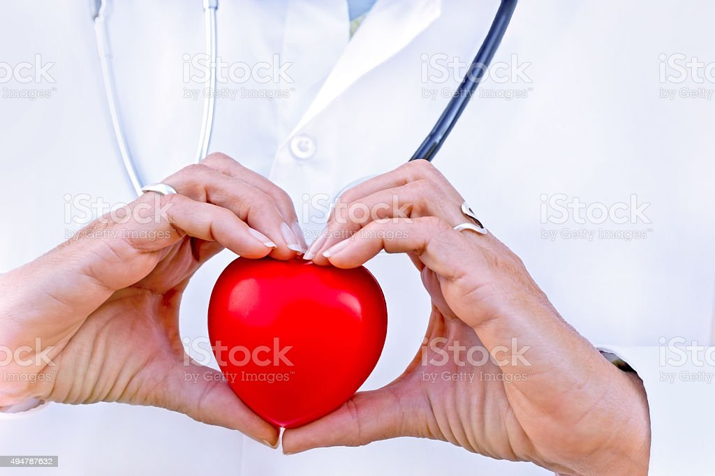 Health concept - responsibility towards health