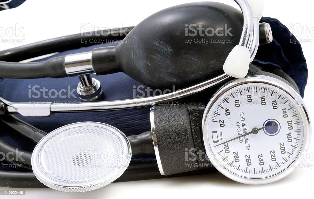 Health control royalty-free stock photo
