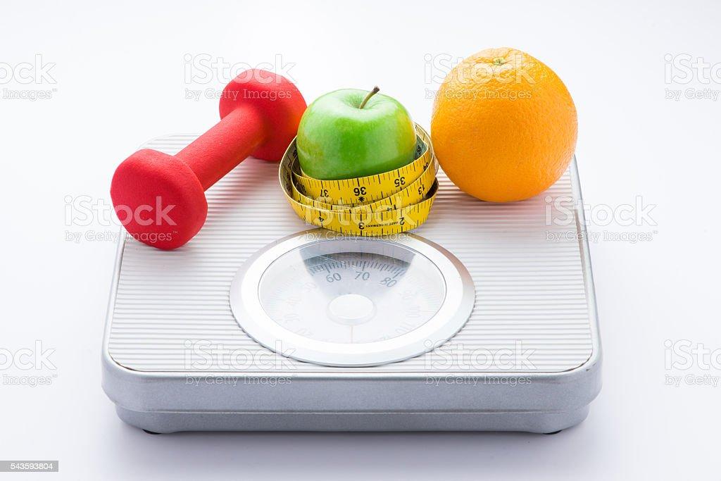 Health diet concept stock photo