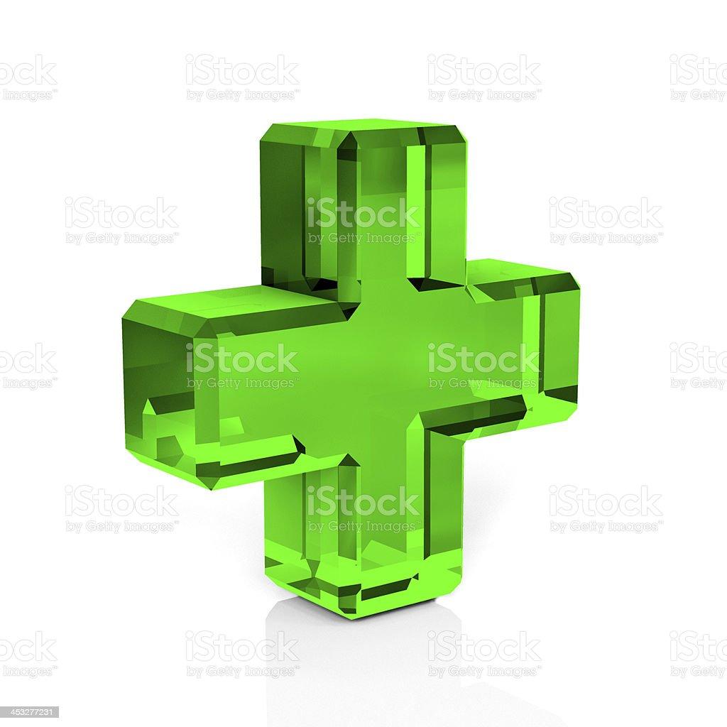 Health Icon stock photo