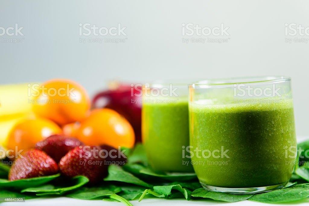 Health in a Smoothie stock photo