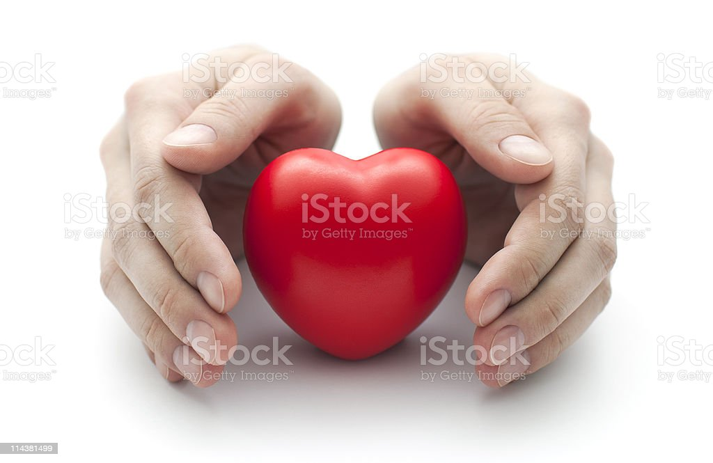 Health insurance concept stock photo