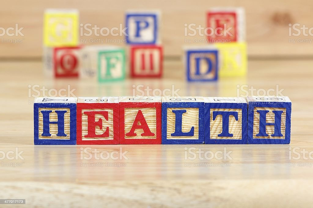 Health stock photo