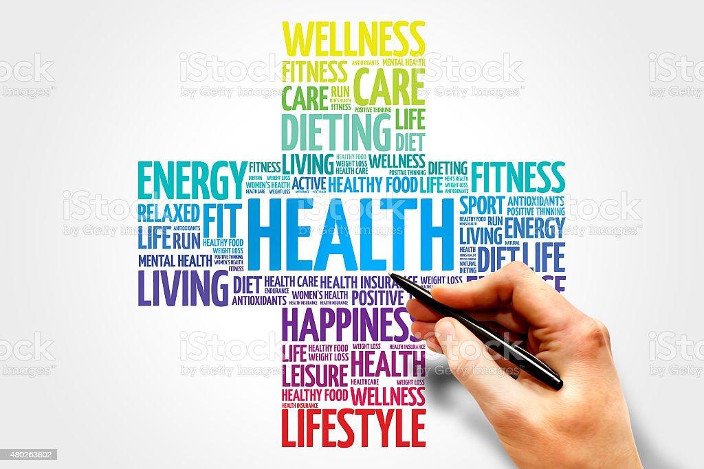 Health stock photo