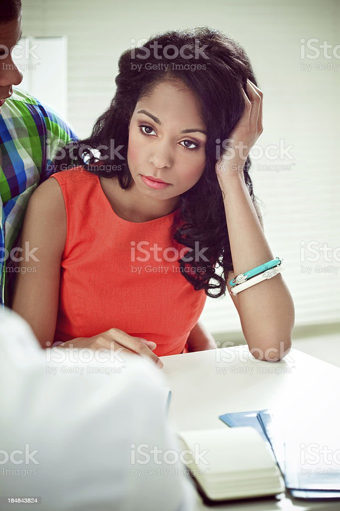 Health problems royalty-free stock photo