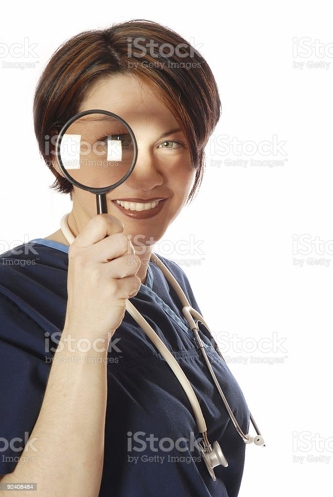 Health Research royalty-free stock photo