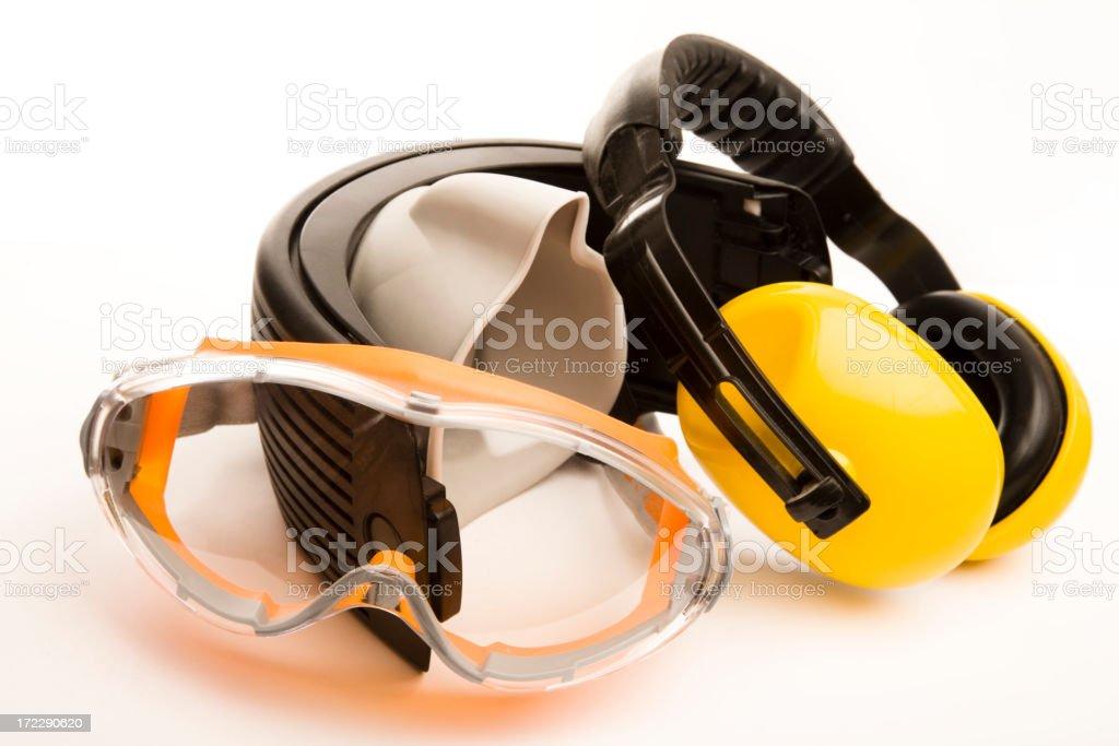 Health & Safety stock photo