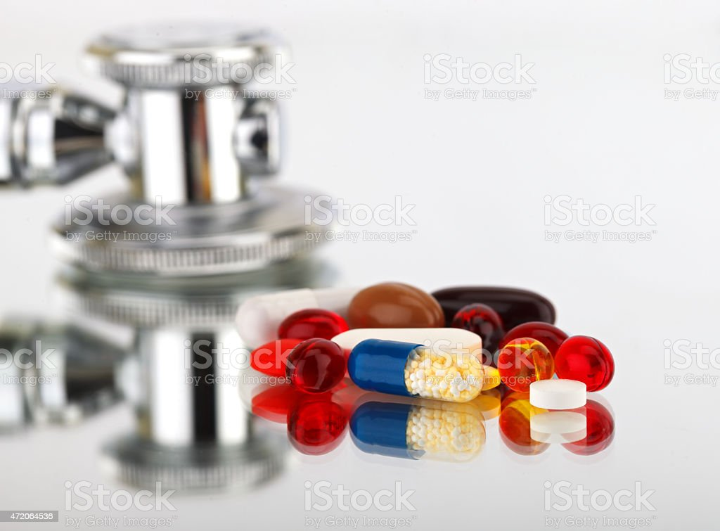 Health service stock photo