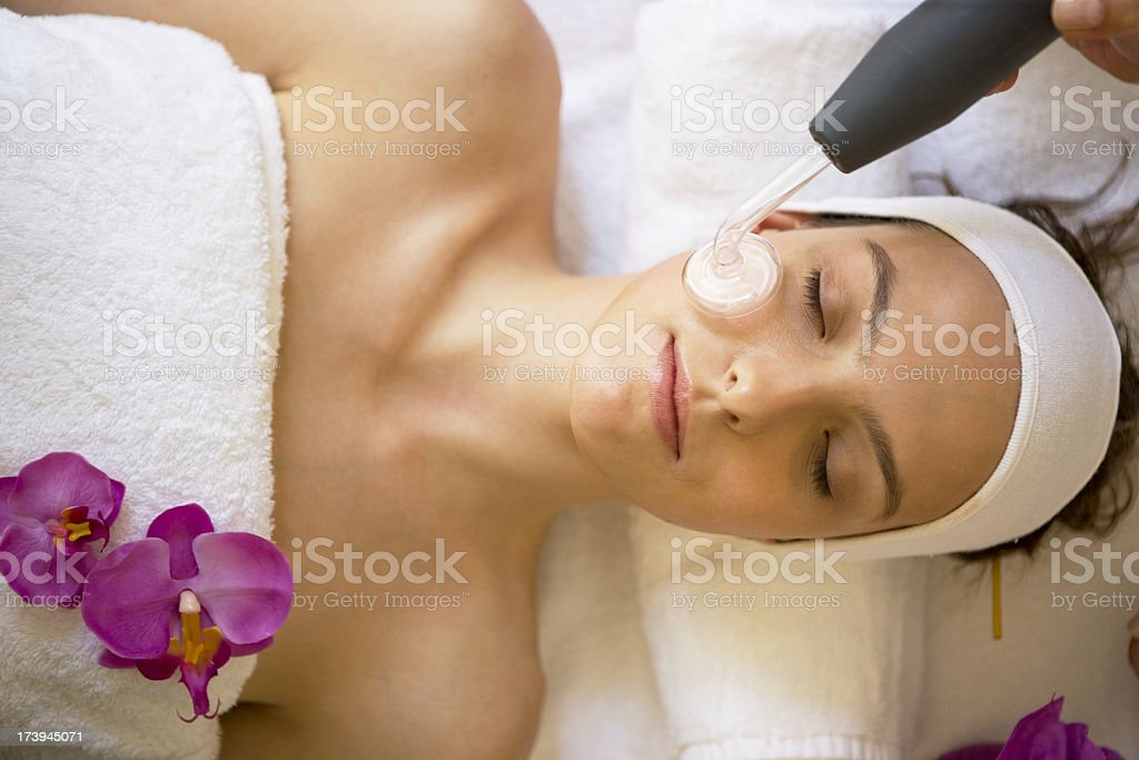 Health spa royalty-free stock photo