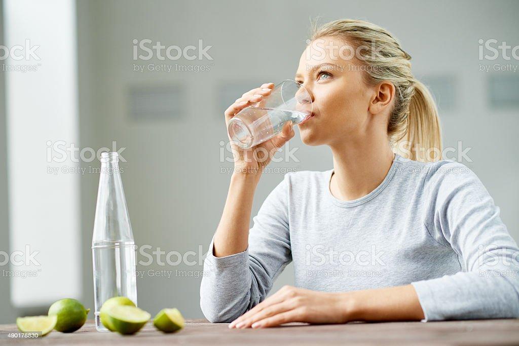 Health trend stock photo