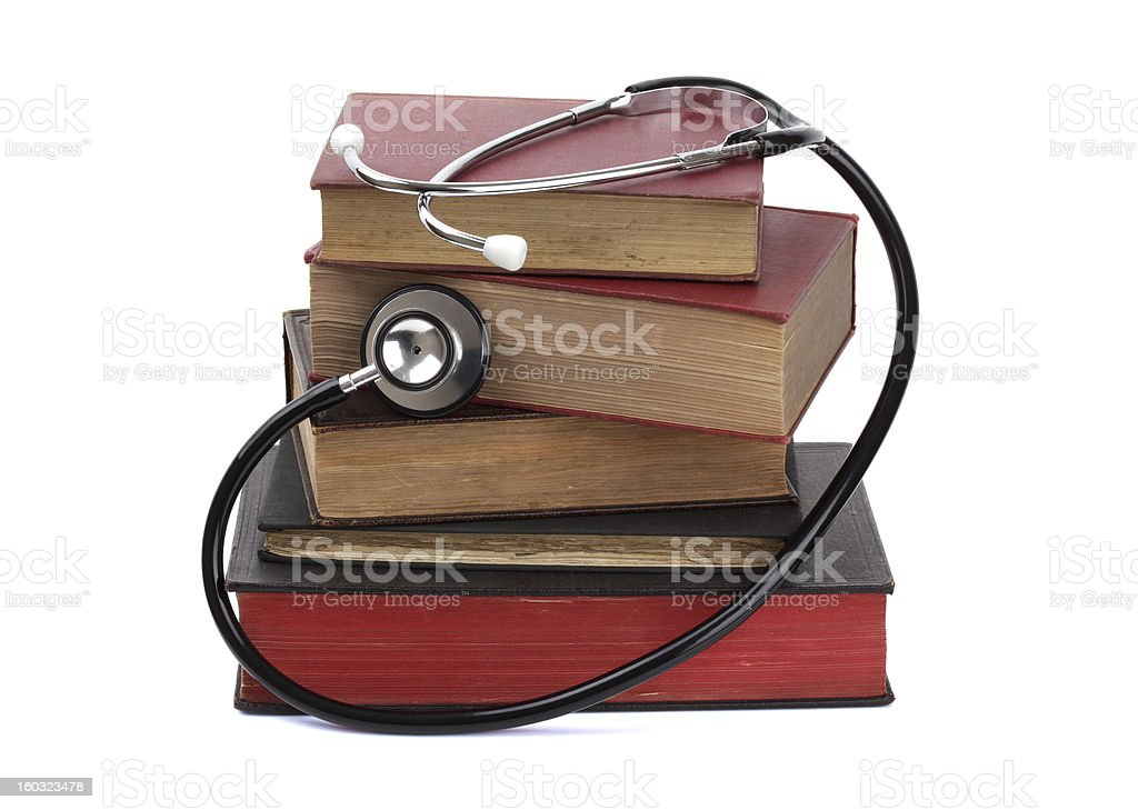 Healthcare and medicine royalty-free stock photo