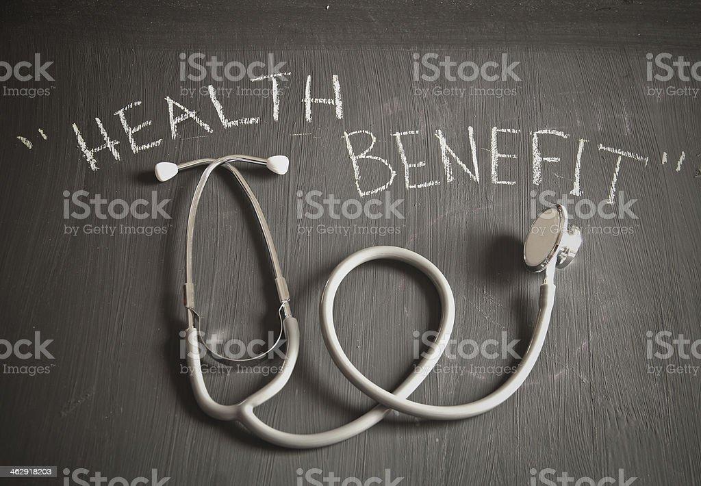 Healthcare concept stock photo