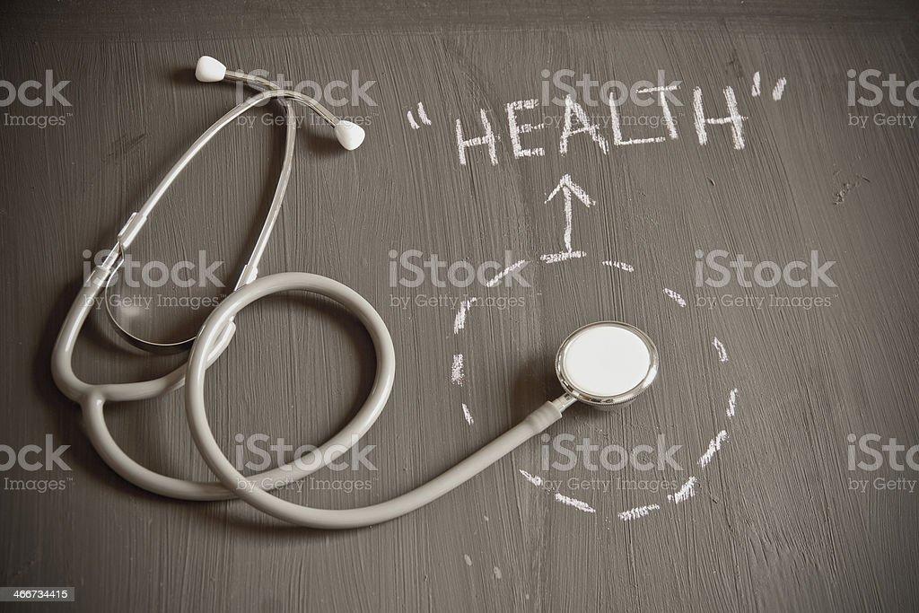 Health-care concept stock photo