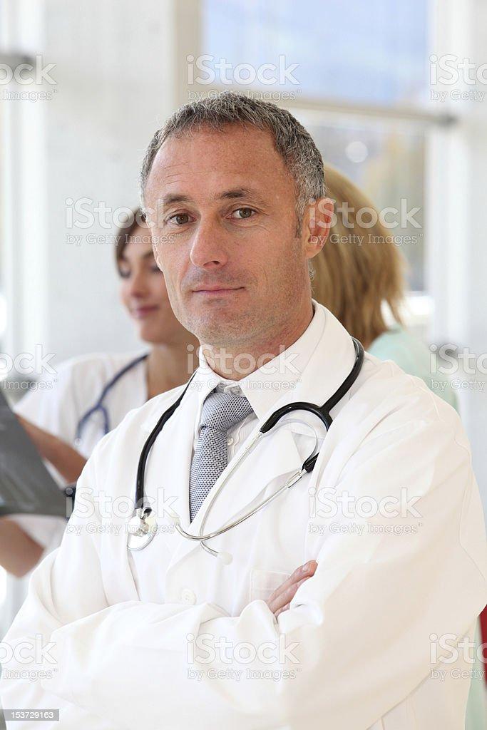 Healthcare people stock photo