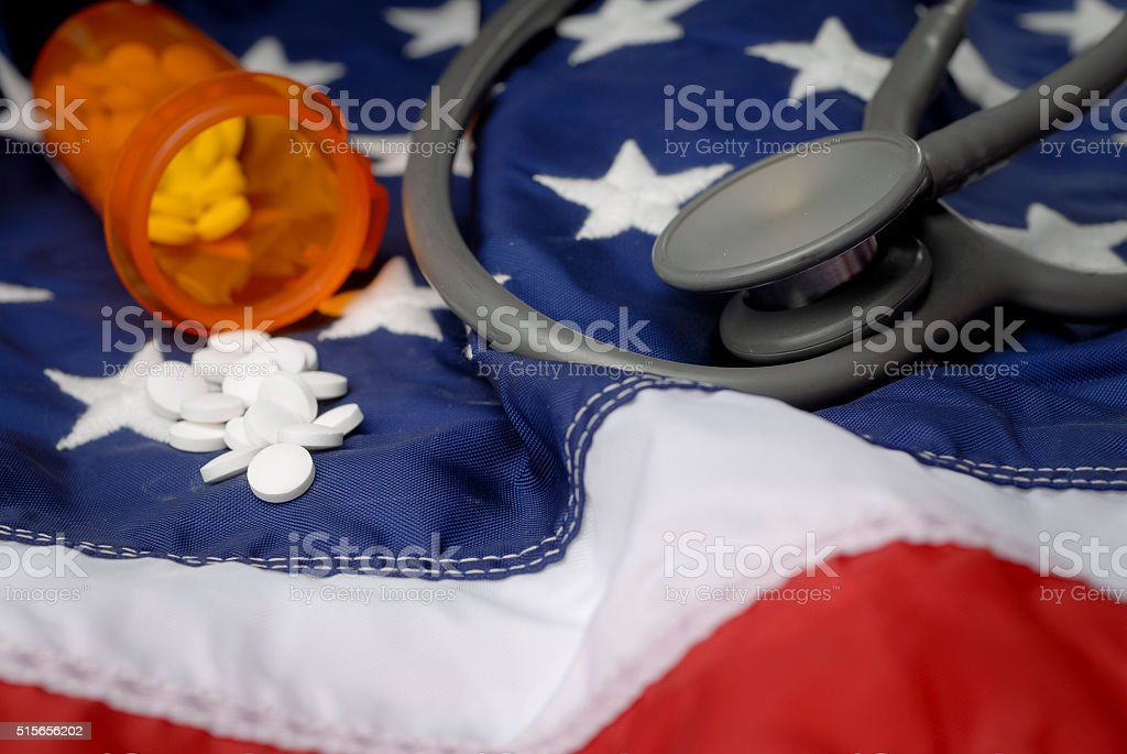 US Healthcare stock photo