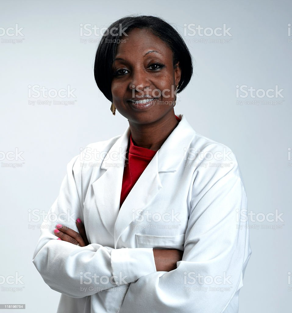 Healthcare Professional royalty-free stock photo