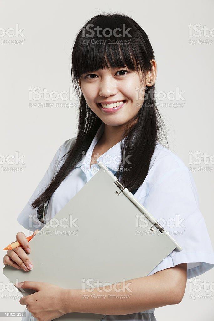 healthcare professional woman stock photo