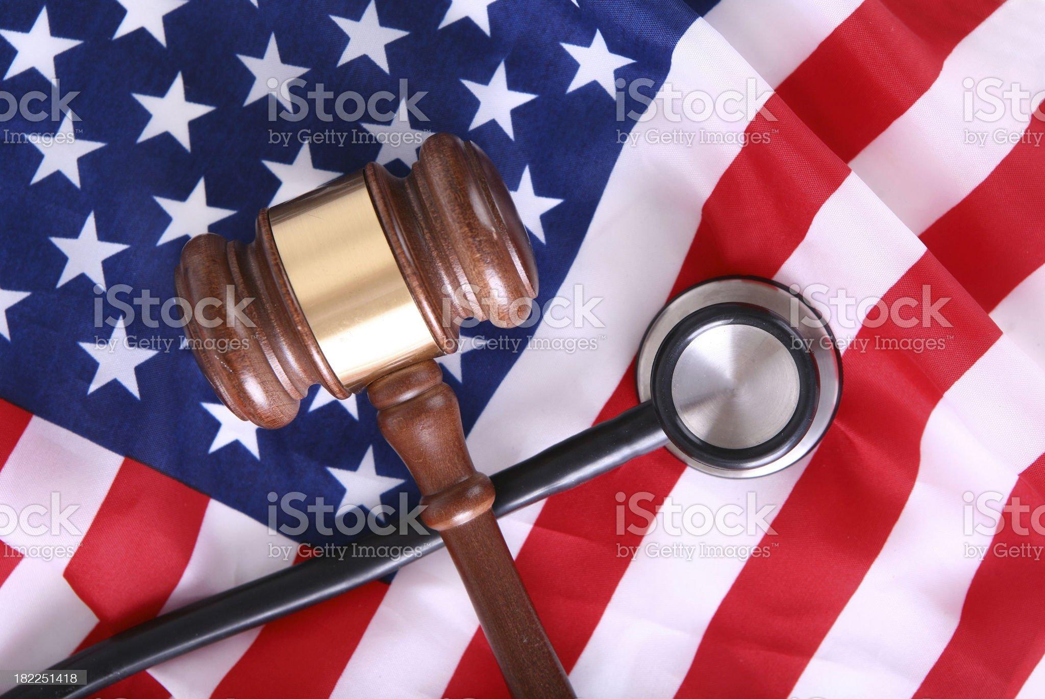 Healthcare Reform royalty-free stock photo