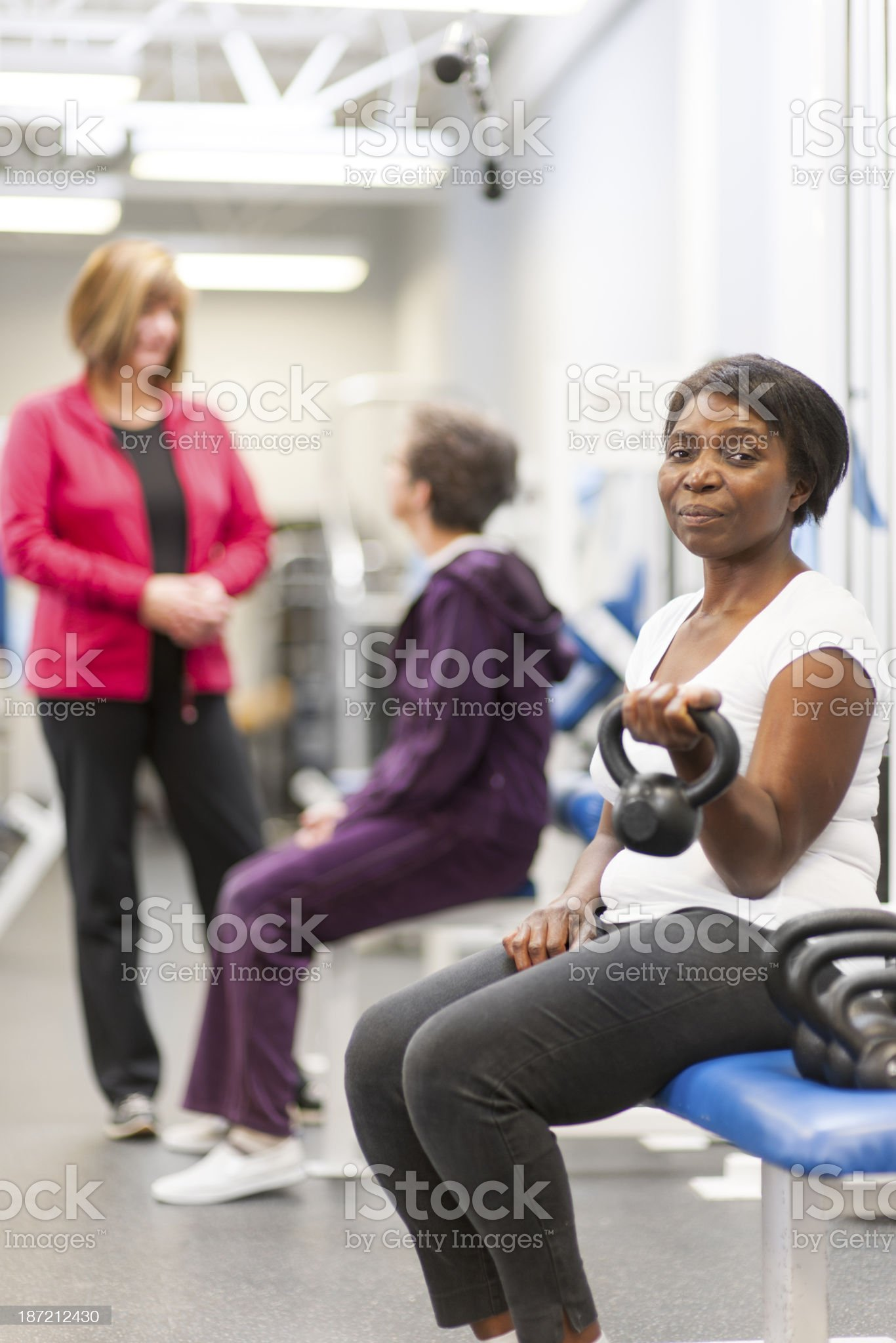 Healthy Active Lifestyle royalty-free stock photo