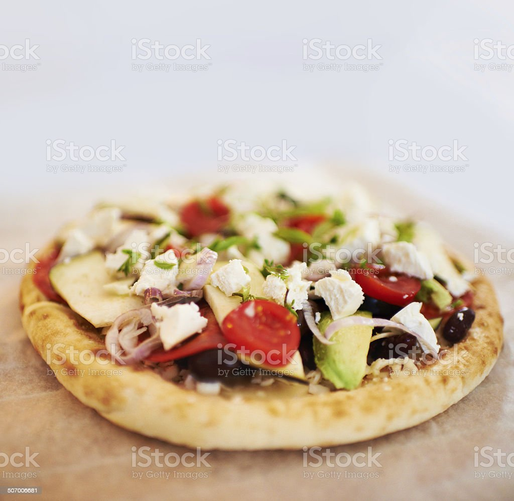 Healthy and delicious stock photo
